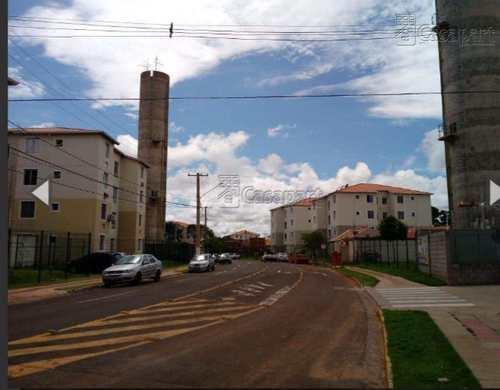 Apartamento, código 550 em Campo Grande, bairro Parque Residencial Rita Vieira