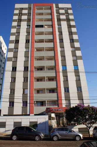Apartamento, código 555 em Campo Grande, bairro Monte Castelo