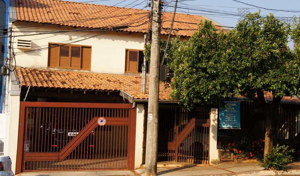 Sobrado Comercial em Campo Grande, bairro Jardim Monte Líbano