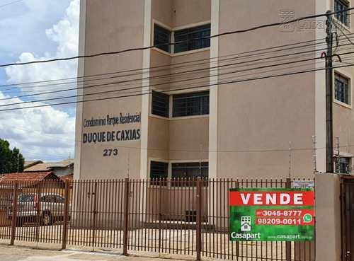 Apartamento, código 572 em Campo Grande, bairro Vila Carvalho