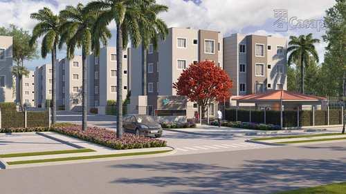 Apartamento, código 588 em Campo Grande, bairro Jardim Batistão