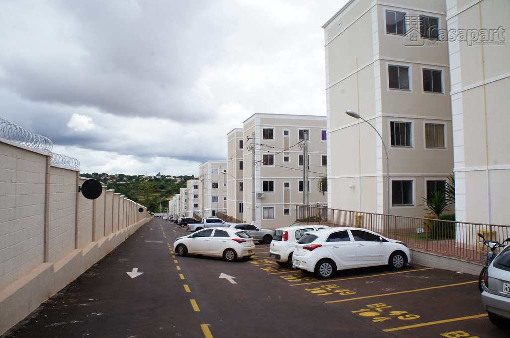 Apartamento em Campo Grande, no bairro Bairro Seminário