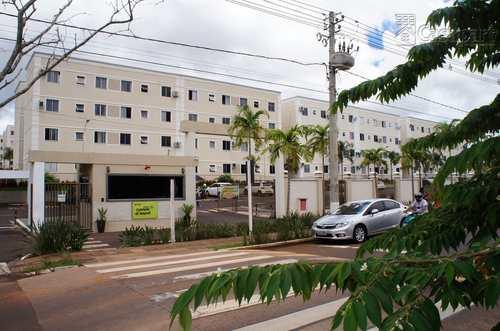 Apartamento, código 605 em Campo Grande, bairro Bairro Seminário