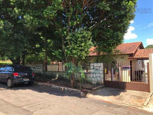 Casa, código 611 em Campo Grande, bairro Conjunto Residencial Octavio Pécora