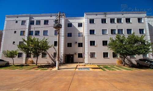 Apartamento, código 614 em Campo Grande, bairro Pioneiros