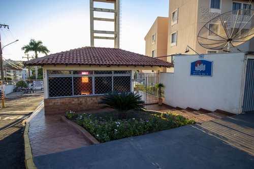 Apartamento, código 622 em Campo Grande, bairro Monte Castelo
