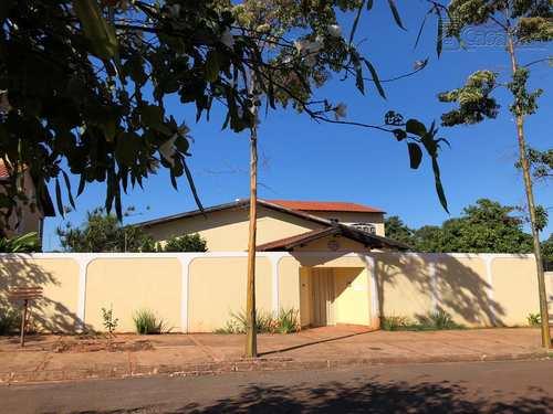Casa Comercial, código 630 em Campo Grande, bairro Monte Castelo
