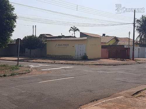 Casa, código 645 em Campo Grande, bairro Universitário