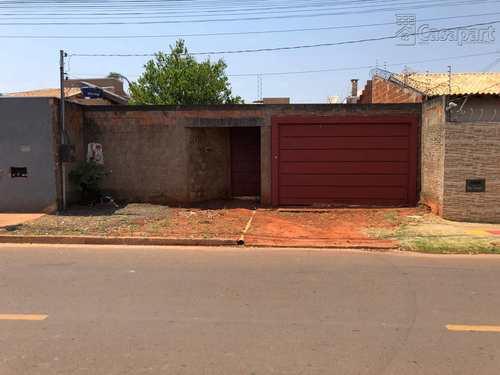 Casa, código 649 em Campo Grande, bairro Vila São Jorge da Lagoa