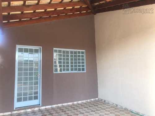 Casa, código 650 em Campo Grande, bairro Vila Ravenna
