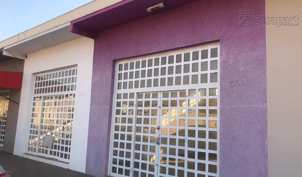 Salão em Campo Grande, bairro Coronel Antonino