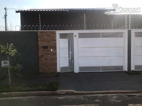 Casa, código 655 em Campo Grande, bairro Coronel Antonino