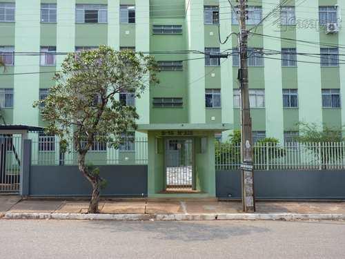 Apartamento, código 662 em Campo Grande, bairro Jardim Petrópolis