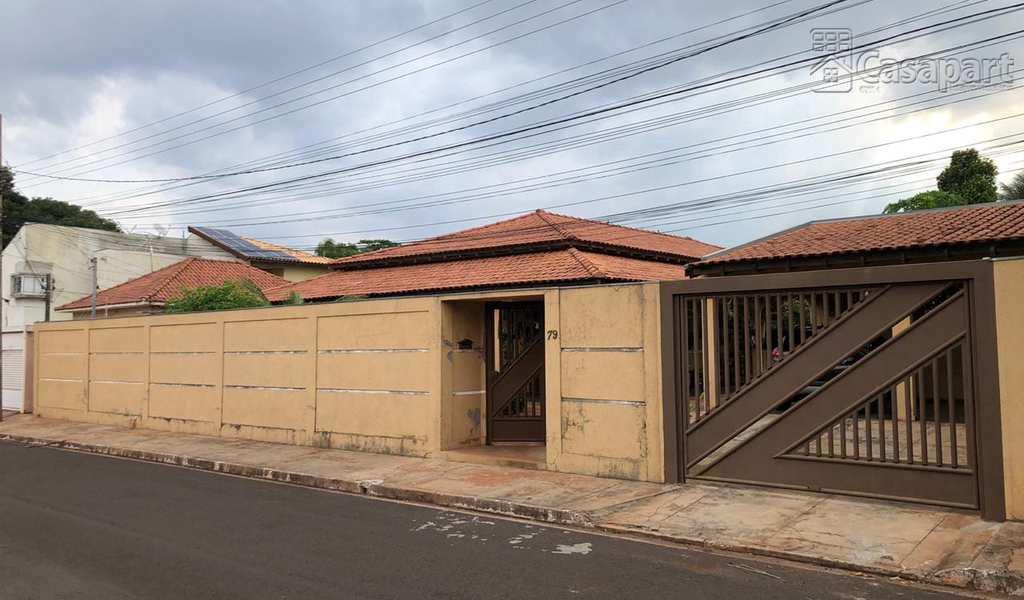 Casa em Campo Grande, bairro Vila Margarida
