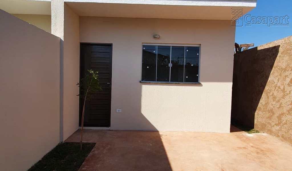 Casa em Campo Grande, bairro Residencial Ana Maria do Couto