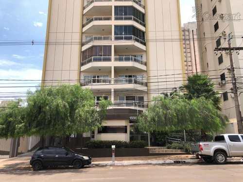 Apartamento, código 694 em Campo Grande, bairro Centro