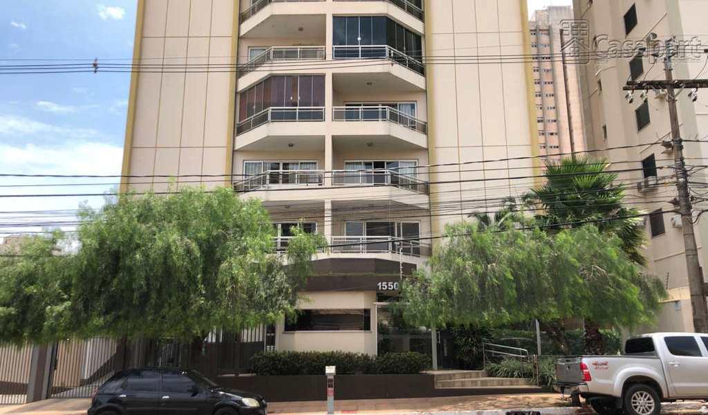 Apartamento em Campo Grande, bairro Centro