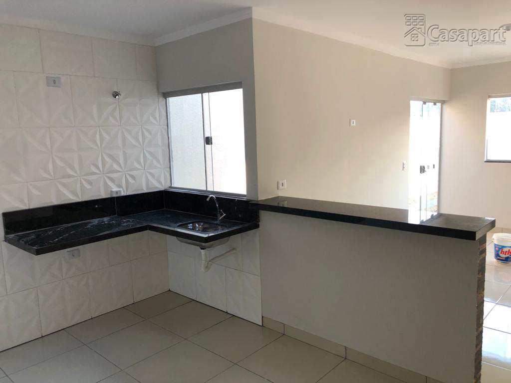 Casa em Campo Grande, no bairro Vila Neusa