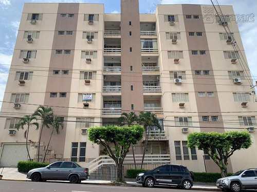 Apartamento, código 760 em Campo Grande, bairro Monte Castelo