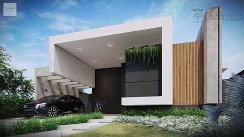 Casa de Condomínio, código 762 em Campo Grande, bairro Alphaville Campo Grande 3