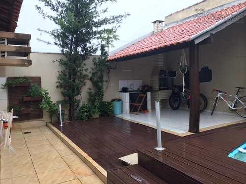 Casa de Condomínio, código 765 em Campo Grande, bairro Jardim Tijuca