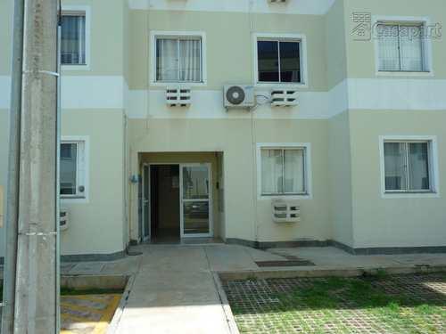 Apartamento, código 769 em Campo Grande, bairro Tiradentes