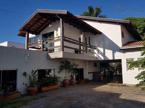 Casa, código 776 em Campo Grande, bairro Jardim dos Estados