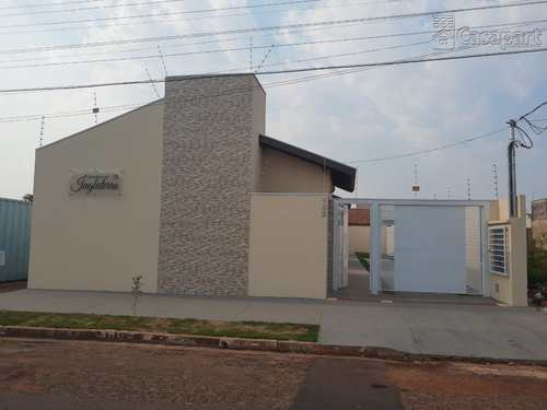 Casa de Condomínio, código 785 em Campo Grande, bairro Vila Serradinho