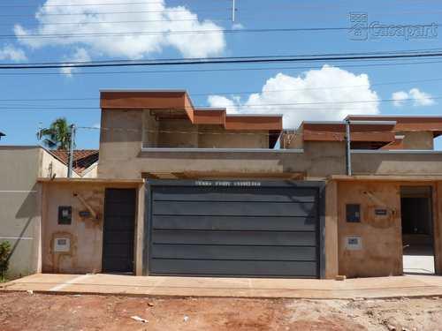 Casa, código 793 em Campo Grande, bairro Parque Residencial Rita Vieira