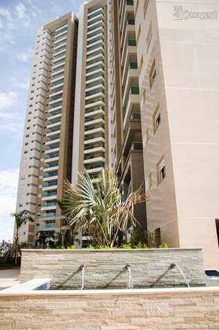 Apartamento, código 811 em Campo Grande, bairro Vivendas do Bosque