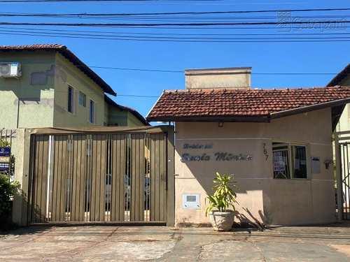 Apartamento, código 819 em Campo Grande, bairro Vila Carlota