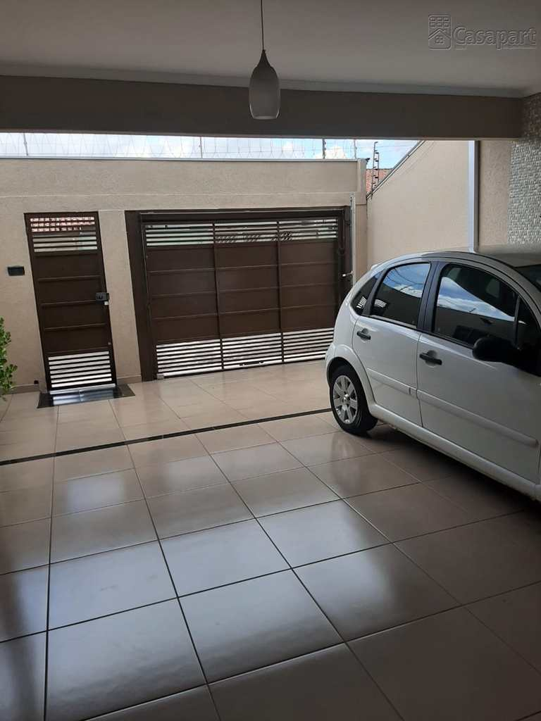 Casa em Campo Grande, no bairro Vila Giocondo Orsi