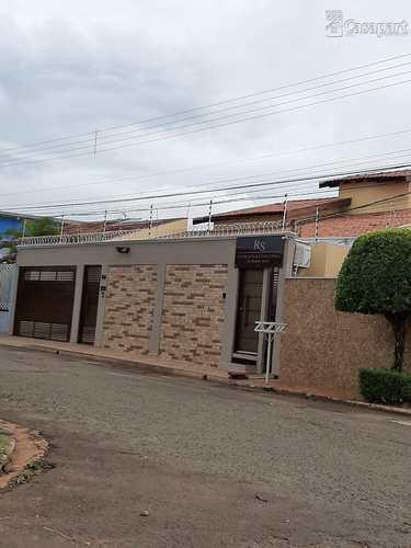 Casa, código 831 em Campo Grande, bairro Vila Giocondo Orsi