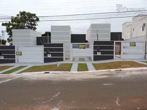 Casa, código 839 em Campo Grande, bairro Jardim Montevidéu