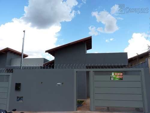 Casa, código 841 em Campo Grande, bairro Vila Nasser