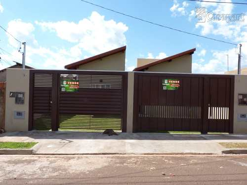 Casa, código 843 em Campo Grande, bairro Loteamento Costa Verde