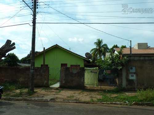 Casa, código 852 em Campo Grande, bairro Vila Serradinho