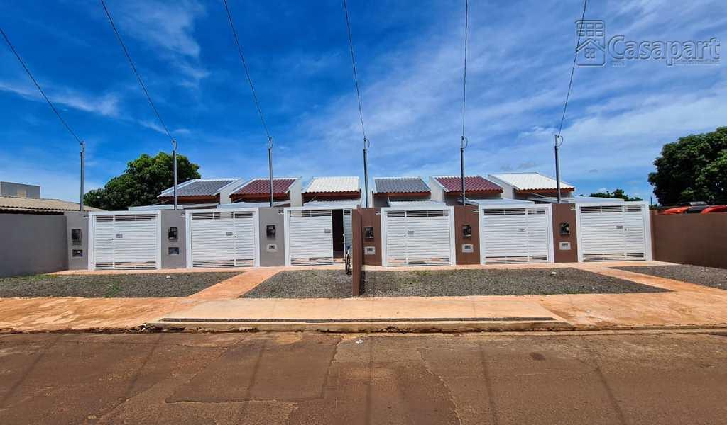 Casa em Campo Grande, bairro Jardim Aero Rancho