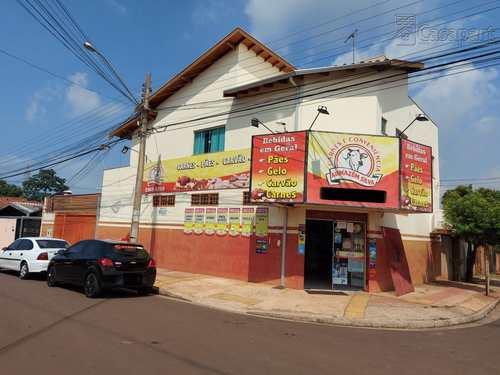 Salão, código 866 em Campo Grande, bairro Jardim das Virtudes