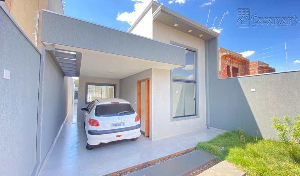Casa em Campo Grande, bairro Vila Palmira