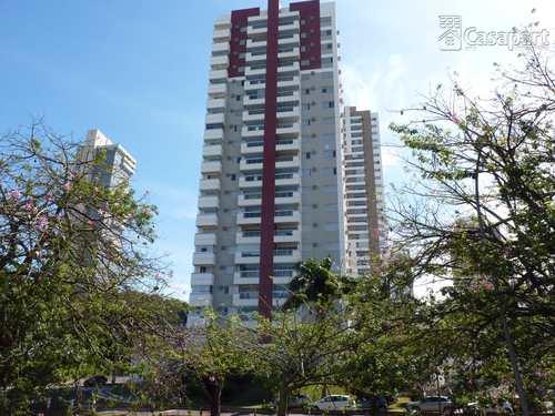 Apartamento, código 871 em Campo Grande, bairro Jardim dos Estados