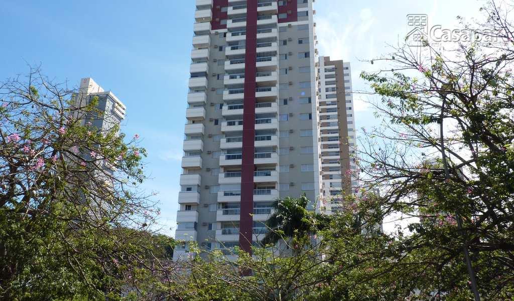 Apartamento em Campo Grande, bairro Jardim dos Estados