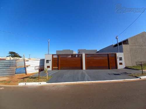 Casa, código 879 em Campo Grande, bairro Nova Lima