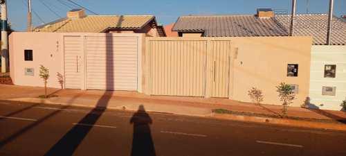 Casa, código 880 em Campo Grande, bairro Nova Lima