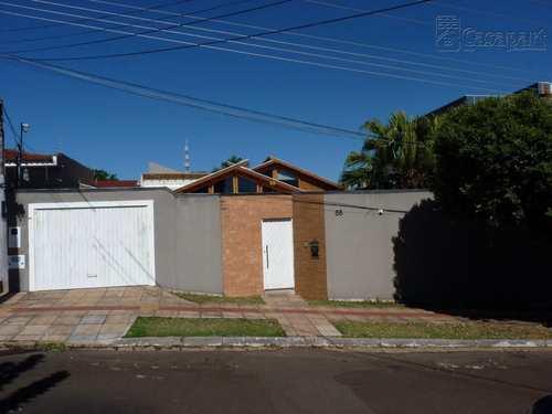 Casa, código 895 em Campo Grande, bairro Jardim Bela Vista