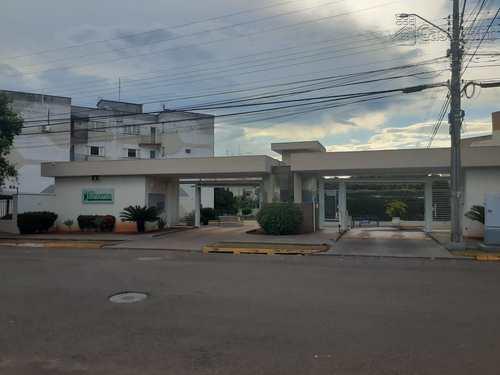 Apartamento, código 902 em Campo Grande, bairro Santo Antônio
