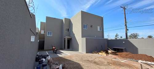 Apartamento, código 903 em Campo Grande, bairro Vila Progresso