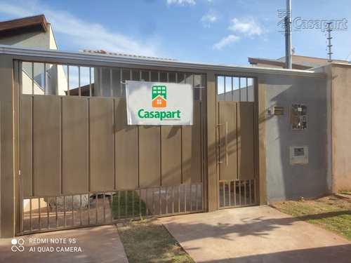 Casa, código 904 em Campo Grande, bairro Vila Nasser