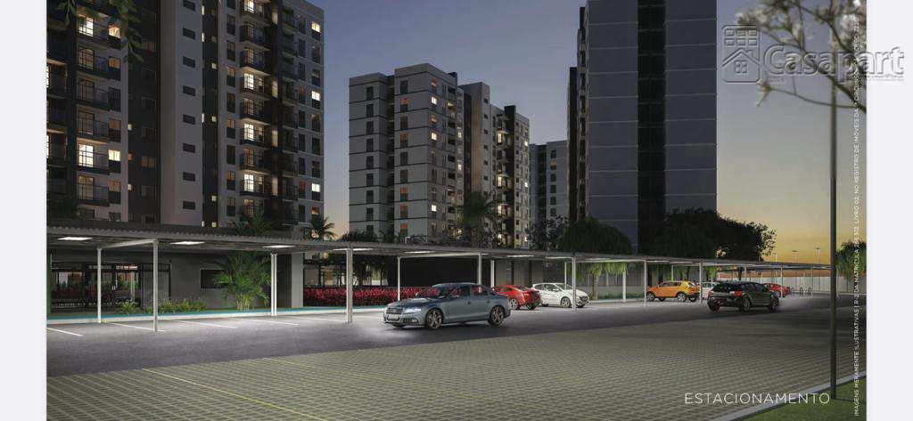 Apartamento em Campo Grande, no bairro Vivendas do Parque