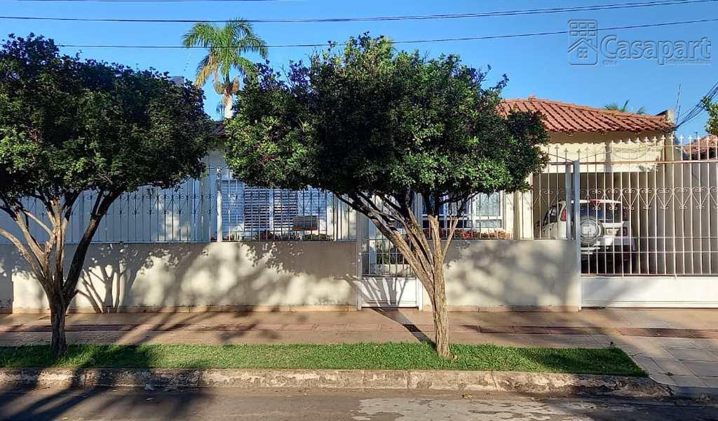 Casa em Campo Grande, bairro Vila Rica